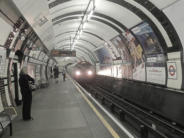 U-Bahn in London